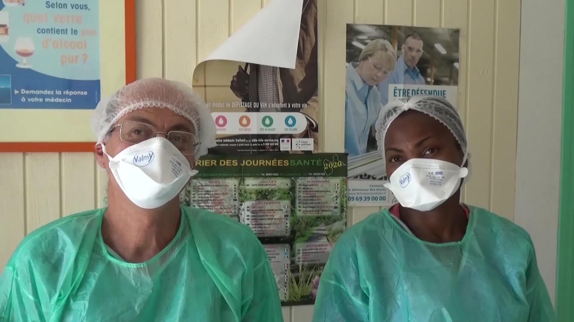 Les premiers patients ont été reçus au dispensaire