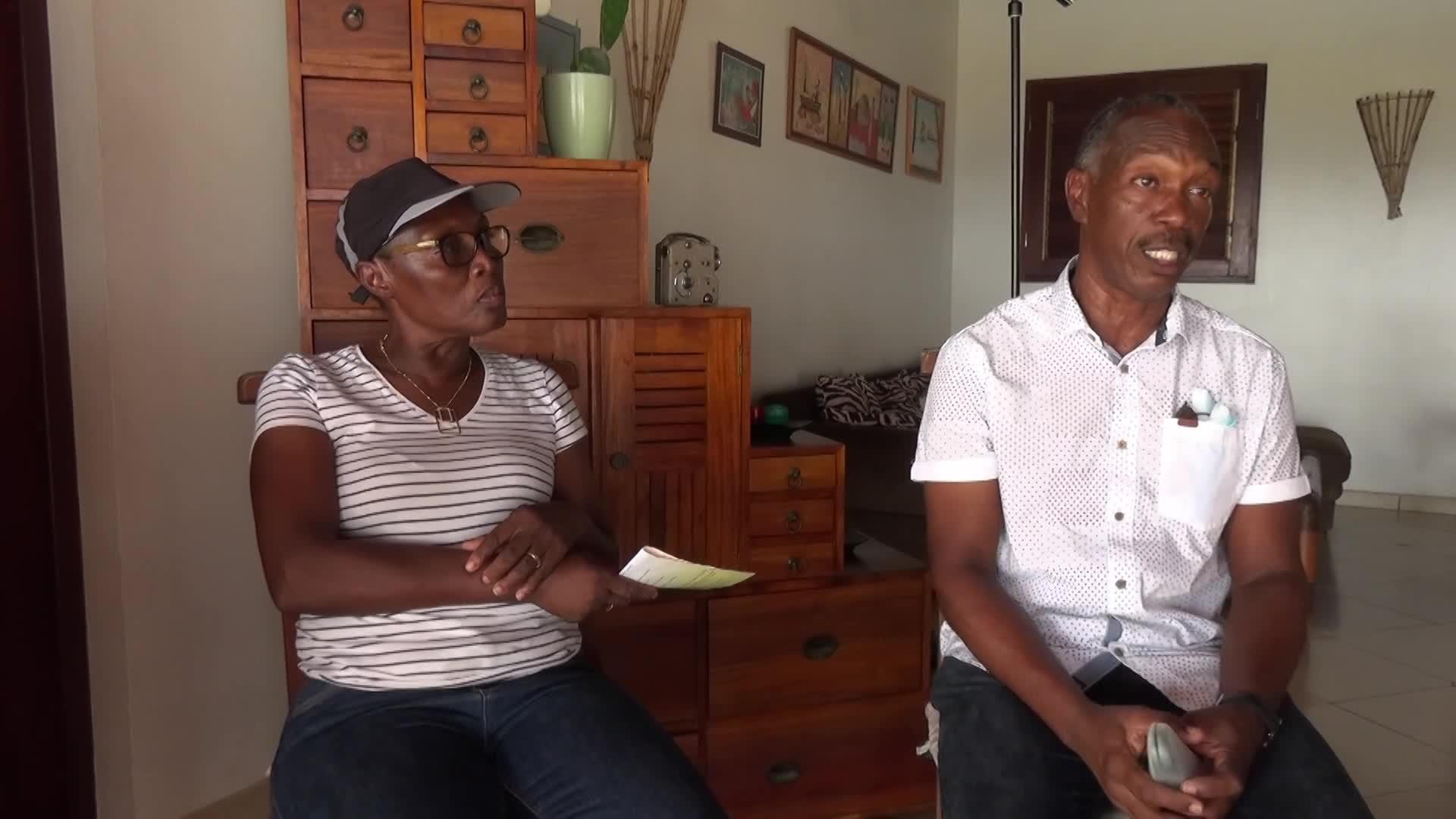 Quels enjeux pour le canton Marie Galante : la liste Ansanm démen kè pli bèl représentée par Mme OUIKEDE et M. ACCIPE répond à nos questions
